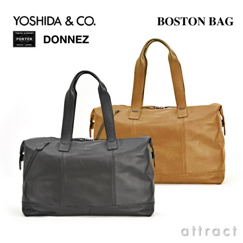 PORTER/ポーター DONNEZ/ドネ Boston Bag ボストンバッグ (128-02826)