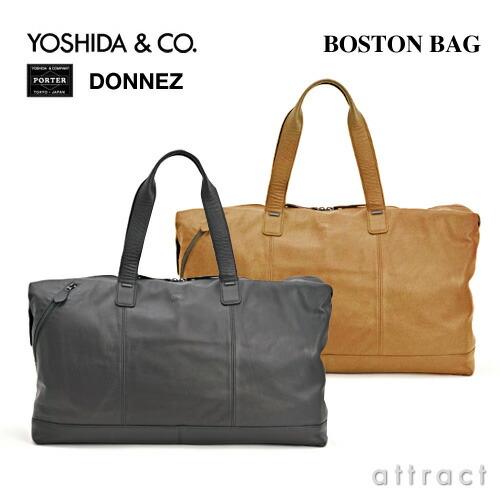 PORTER/ポーター DONNEZ/ドネ Boston Bag ボストンバッグ (128-02827)