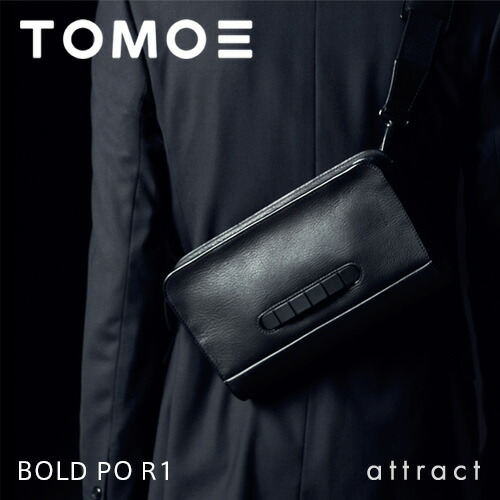 TOMOE(トモエ) BOLD PO ボディバッグ
