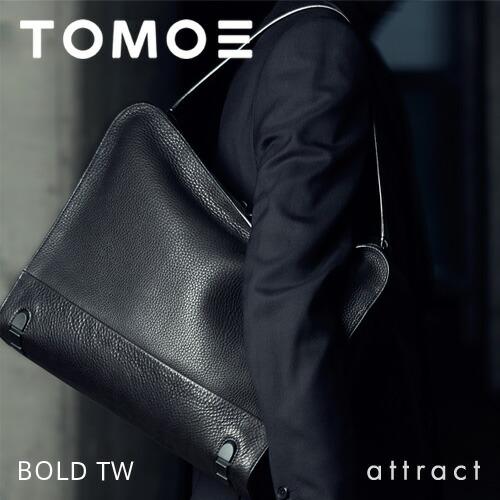 TOMOE(トモエ) BOLD TW ショルダーバッグ