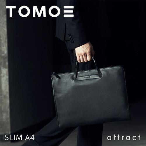 TOMOE(トモエ) SLIM A4 クラッチバッグ