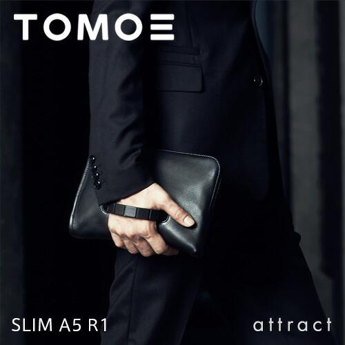 TOMOE(トモエ) SLIM A5 クラッチバッグ