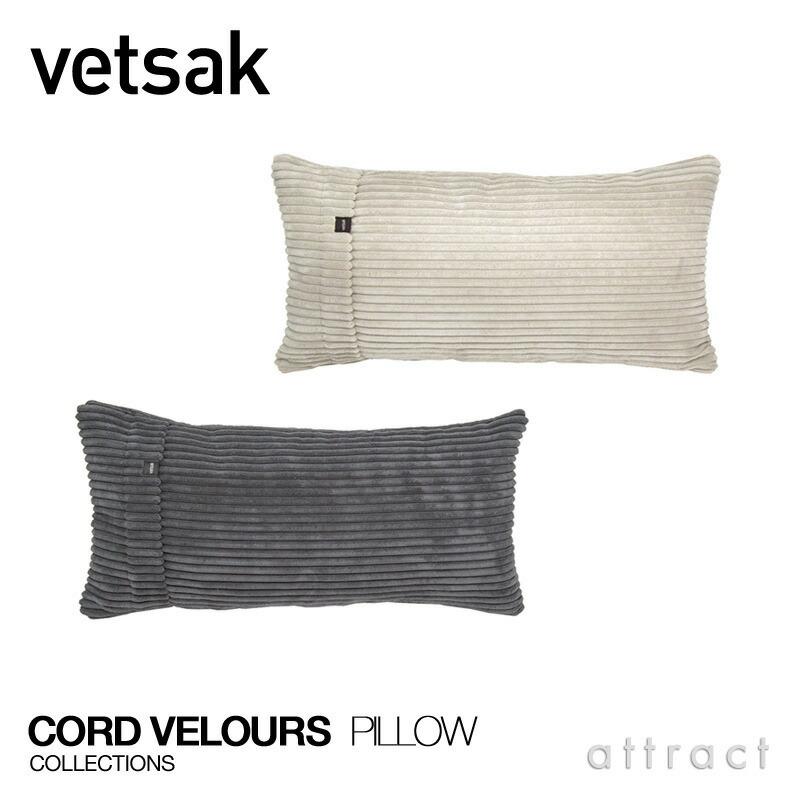vetsak フェットサック CORD VELOURS コードベロア ピロー カラー:2色