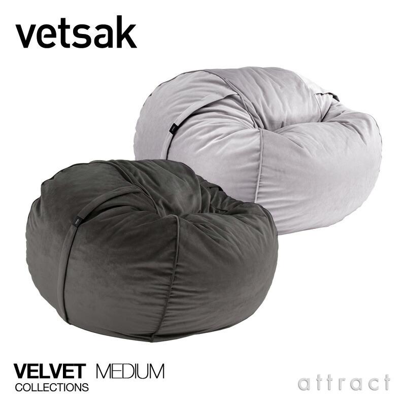 vetsak フェットサック VELVET ベルベット ミディアムサイズ カラー:2色