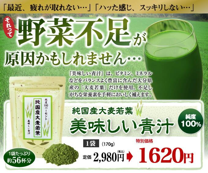 純国産大麦若葉美味しい青汁01