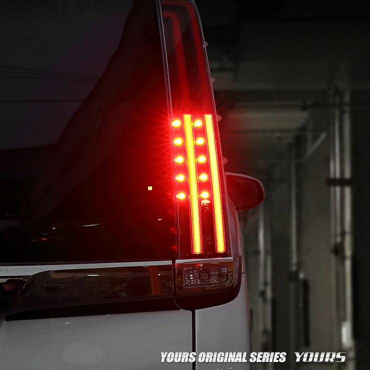 80ノアブレーキ全灯化キット