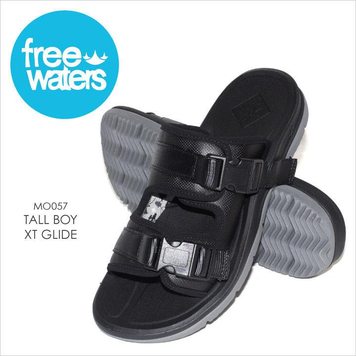 サンダル メンズ FREE WATERS TALL BOY XT GLIDE - MO057 【 フリーウォータース コンフォートサンダル ストラップ サーフ アウトドア 海 プール 男性 靴 2017 17 夏 新作 】