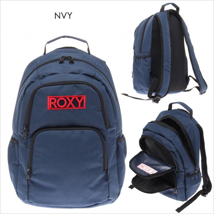 ROXY リュック レディース GO OUT MINI 2018 春 RBG181318 13.6L ブラック/ホワイト/ネイビー/グレー