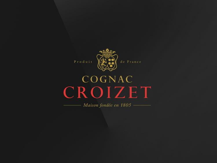 COGNAC CROIZET コニャック クロアーゼ 創業1805年 フランス