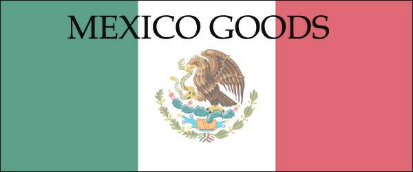 楽しいメキシコグッズ/メキシコ雑貨!
