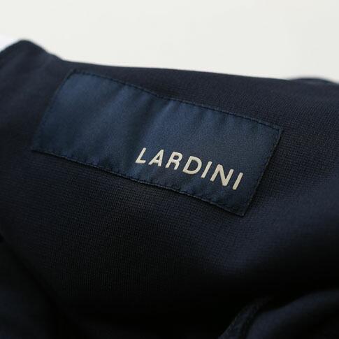 【スーパーセール開催!】 ラルディーニ ショートパンツ LARDINI bj1-ee50025-850 ナイロン ネイビー