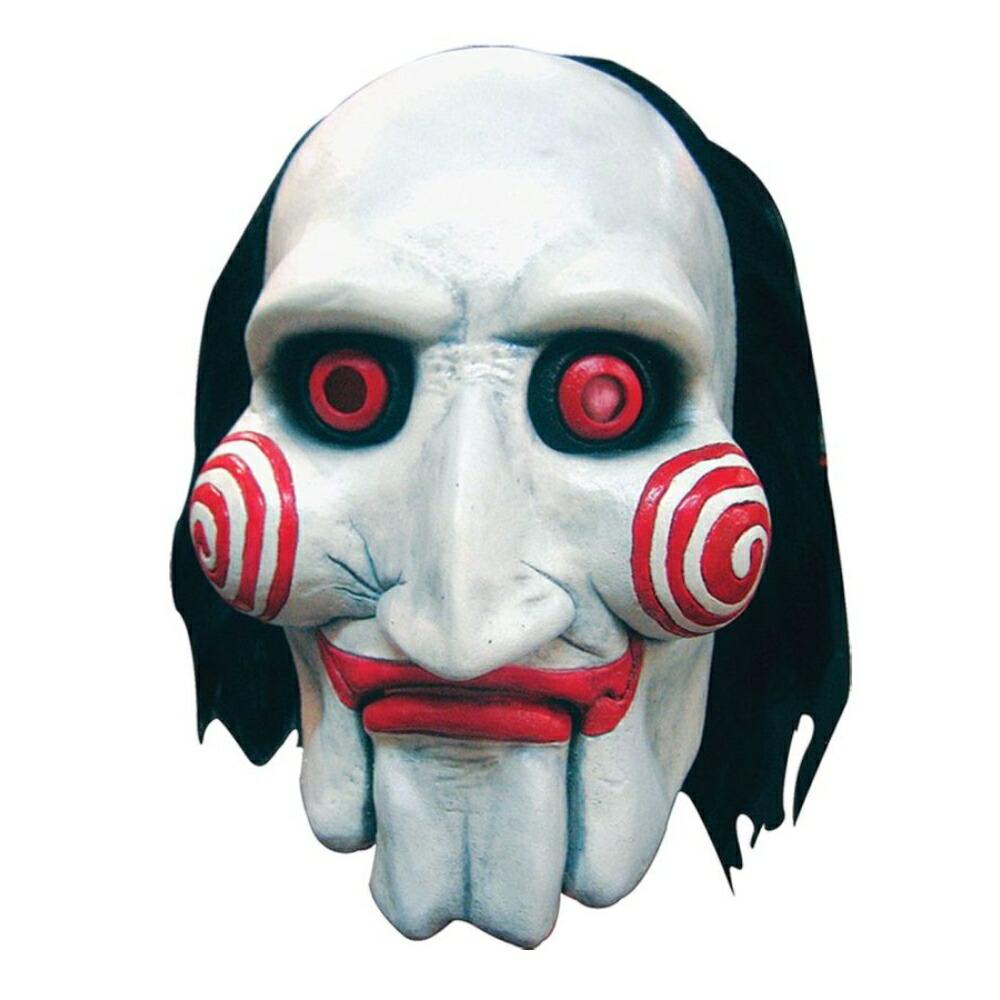 【楽天市場】ソウ マスク Saw Puppet Mask ホラー ラテックス合成ゴム:アメリカンコスチューム楽天市場店