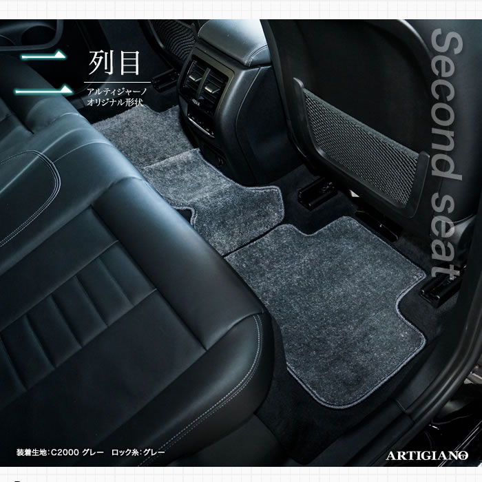 BMW BMWX3 フロアマット+ラゲッジマットセット