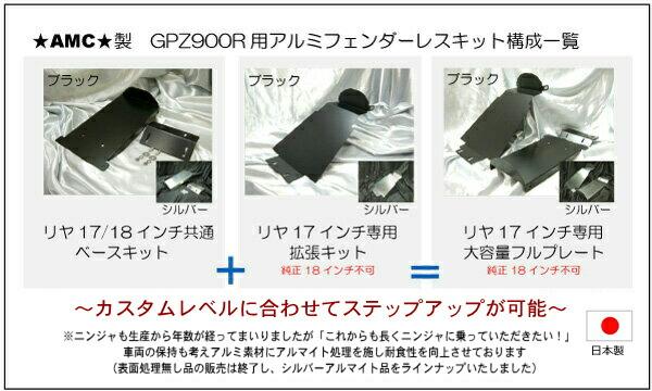 キットGPZ900R構成