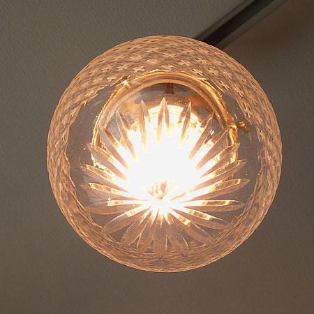 1灯 ガラス ペンダント ライト FILLE フィーユ