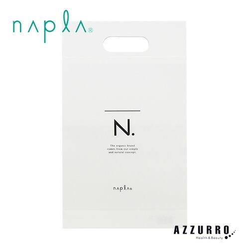 ナプラ エヌドット ショッパー(ビニール袋)1枚【翌日着】