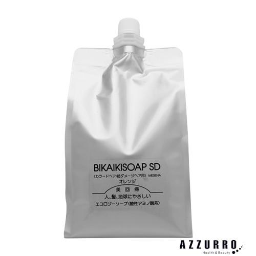 メセナ BIKAIKIソープ SD 1000ml カラードヘア 超ダメージヘア用 詰め替え
