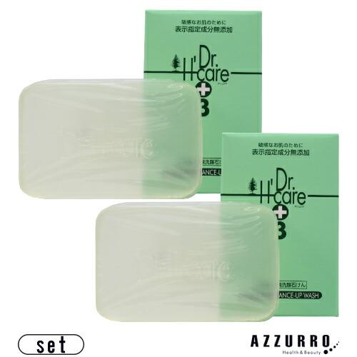 アシュケア 薬用 バランスアップウォッシュ 100g 合計2点セット