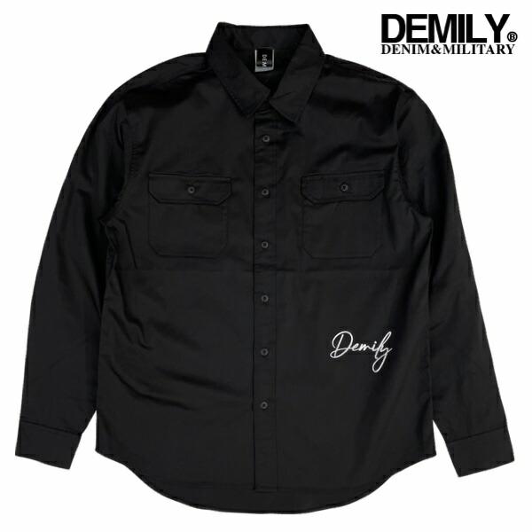 DEMILYシャツ