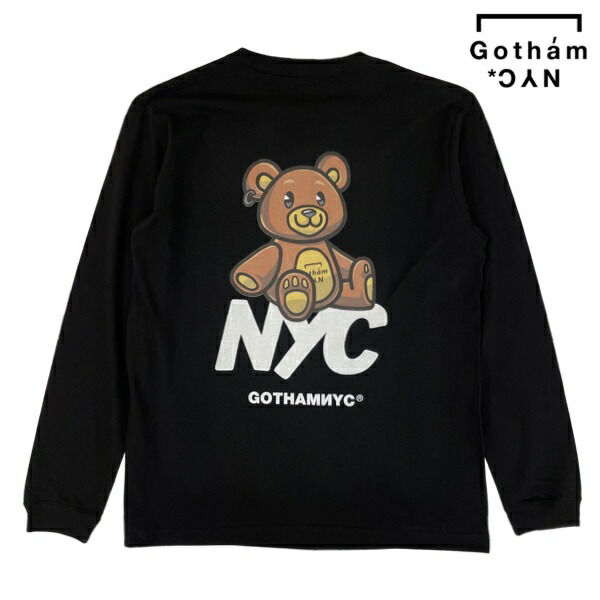 GOTHAM BEAR TEE