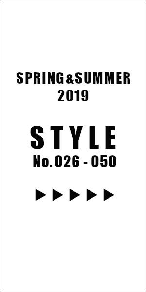 STYLE2019S/S026-050