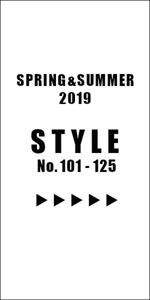 STYLE2019S/S101-125