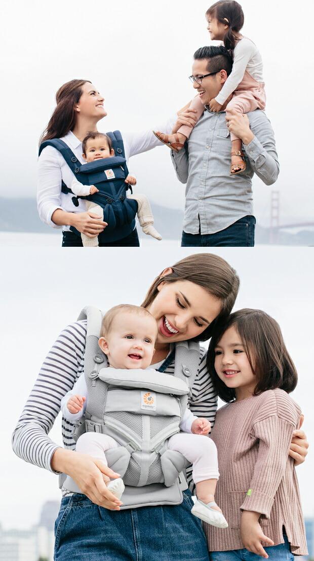 エルゴベビー/抱っこ紐/360/omni/オムニ/クールエアー/新生児から使える/だっこ紐/だっこひも/おんぶひも/ergobaby