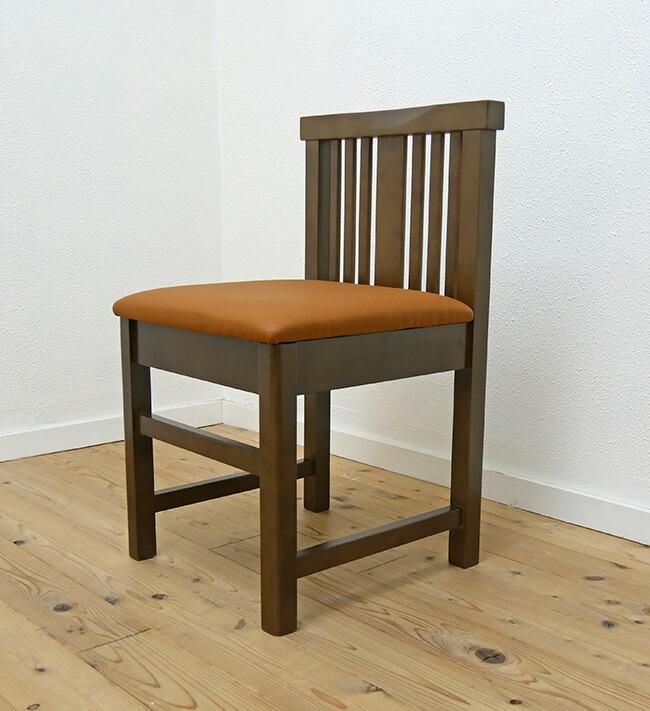 コンパクトな飲食店用椅子 業務用 和風 ダイニングチェア 座面高43cm 和食店椅子