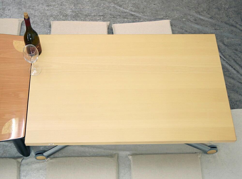 ソファーテーブルとしても