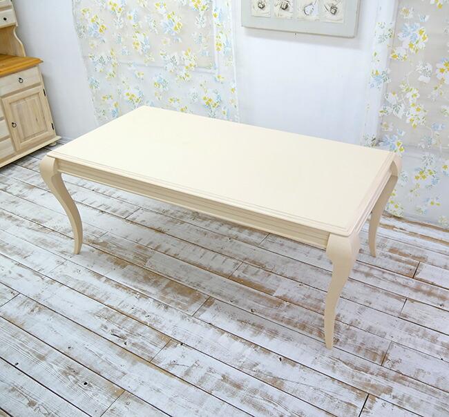 クラシック調デザイン接客テーブル