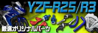 YZF-R25 / R3 パーツ/部品