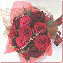 プリザ花束