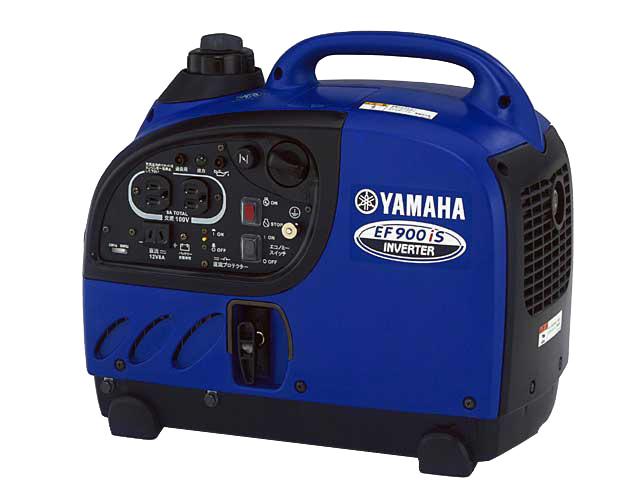 ヤマハインバーター発電機EF-900is