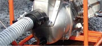 サクションホース インダスGM2 50mm×20M