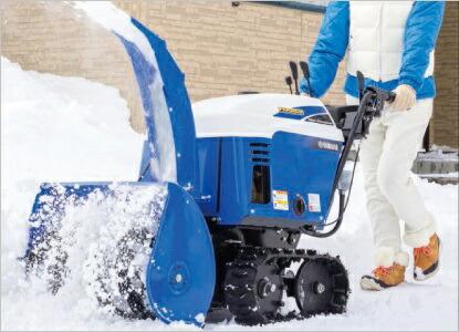 最大除雪量48t/h!小型でもパワフル設計