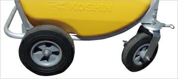 MS-ER50T 移動に便利な4輪タイヤ付き