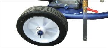 MSW1511S-2 移動に便利なタイヤ付き