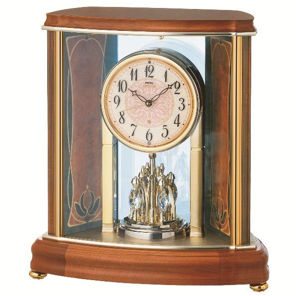 セイコー置時計エンブレム