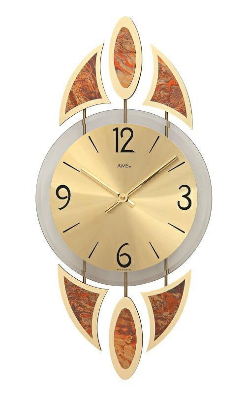 インテリアのアクセントになるスタイリッシュなデザインの掛け時計を教えて!