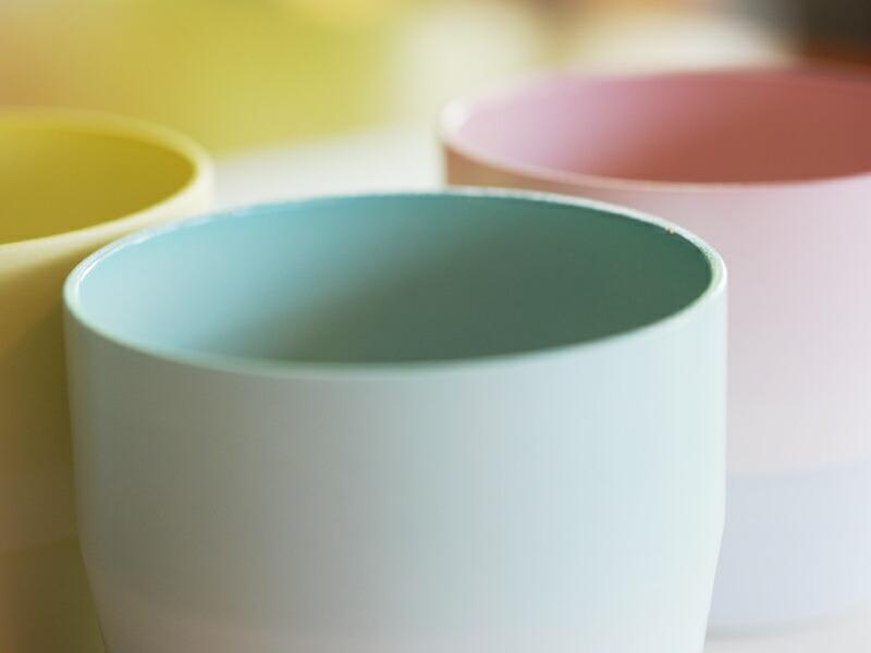1616 Arita / Japan color porcelain シリーズ  ショルテンアンドバーイングス Scholten&Baijings(オランダ)