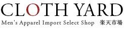 Men's Apparel Import Select Shop CLOTH YARD