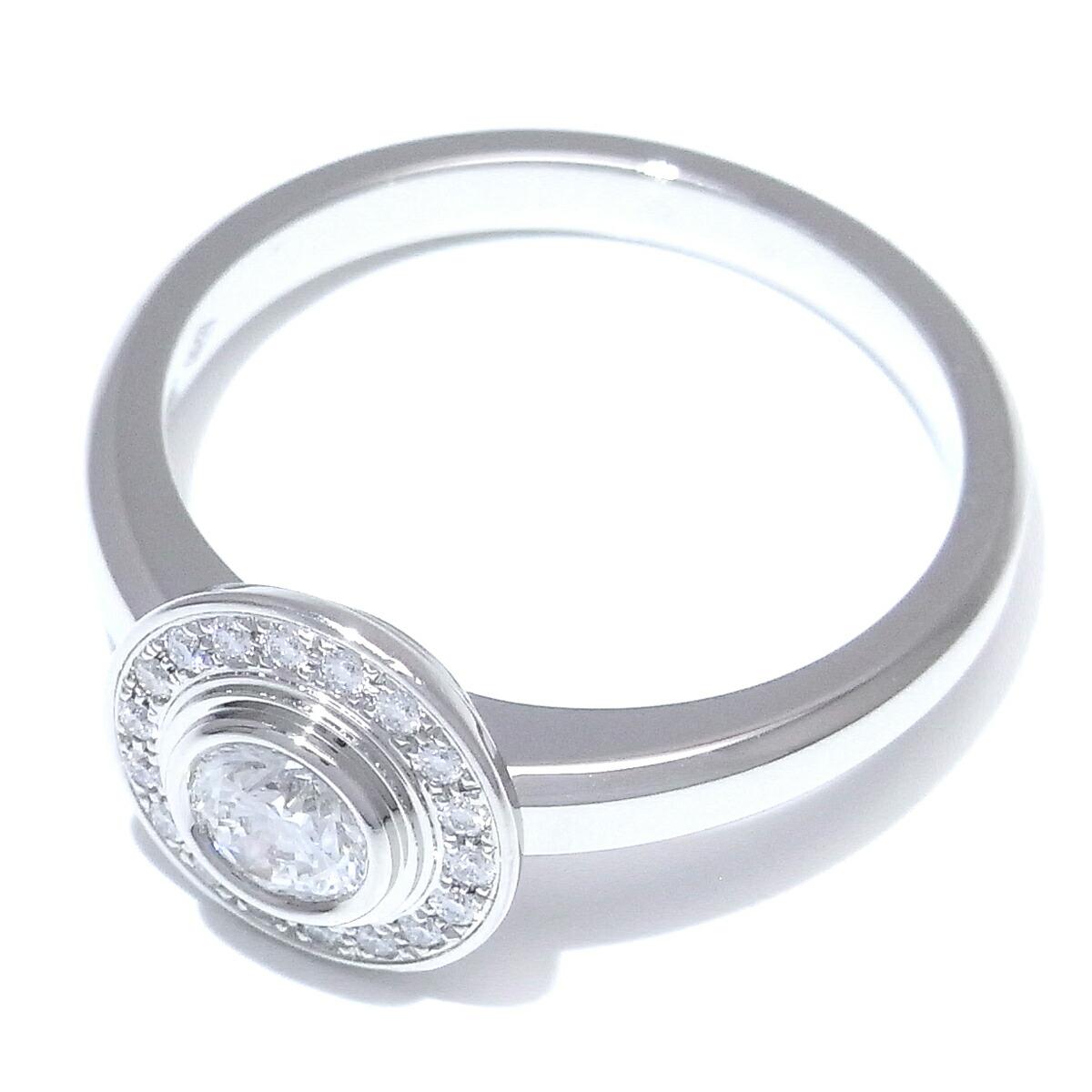 6ccacb93011 Auth Cartier Platinum 950 d Amour
