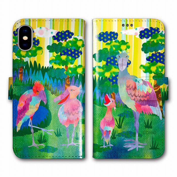 COMO 手帳型