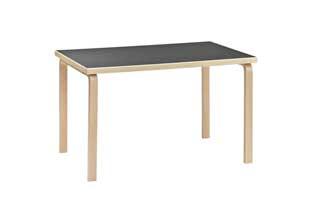 北欧 artek/アルテック/アアルト/ダイニングテーブル 83 ホワイト [ダイニングテーブルは北欧artek アルテック]