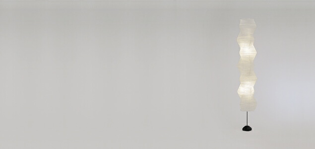 Isamu Noguchi(イサムノグチ)和紙 照明/AKARI(あかり)S7342[和紙 照明はイサムノグチ/AKARI/あかり]