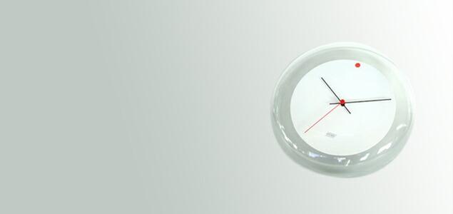 倉俣史朗 掛け時計 ウォールクロック2081 [ デザイナーズ ウォールクロック:倉俣史朗 ]