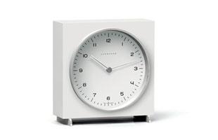 マックスビル max bill(ユンハンス junghans)置き時計/Black [ユンハンス おしゃれ置き時計はマックスビル max bill]