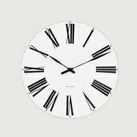 【5%OFFクーポン対象】ローゼンダール アルネ ヤコブセン 掛時計・壁掛け時計 ROMAN ローマンφ29 [ デザイナーズ ウォールクロック 北欧 ]