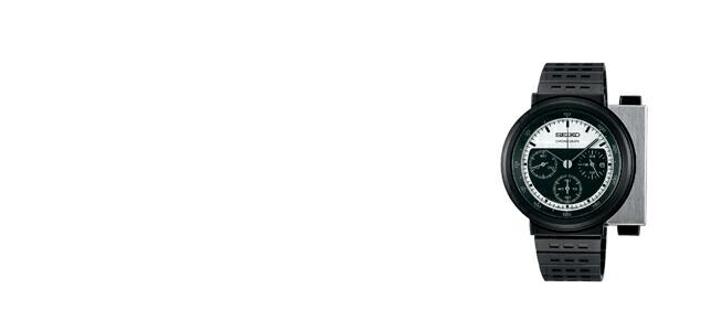SEIKO  ジウジアーロ・デザイン 限定復刻モデル SCED037 [ セイコーの復刻クロノグラフ ]