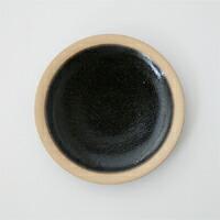 柳宗理/出西窯/丸皿 中/白